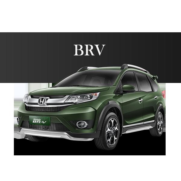 Spesifikasi Honda BRV